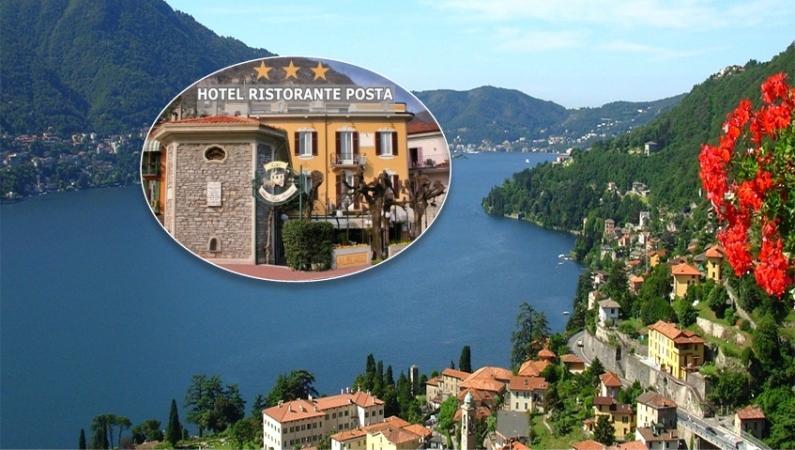 Hotel Posta - Moltrasio LAGHI