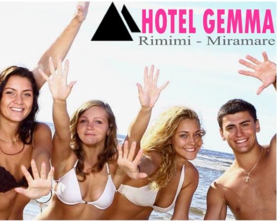 Hotel Gemma - Rimini MARE