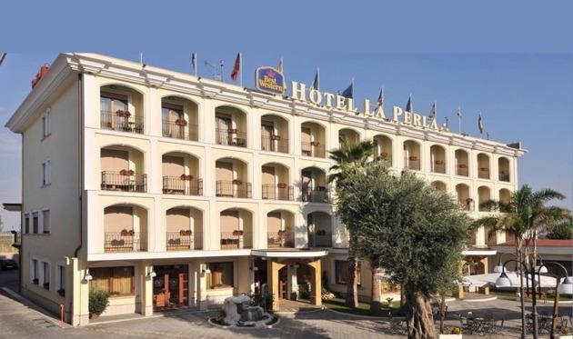 Hotel La Perla - Castel Volturno MARE