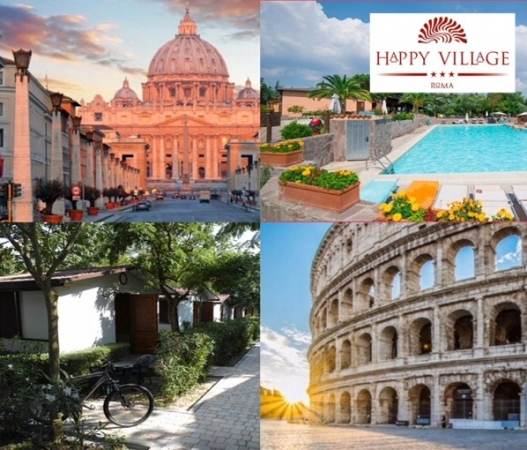Happy Village -Roma CITTA'