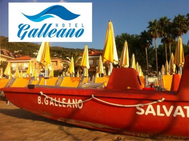 Hotel Galleano - Andora MARE