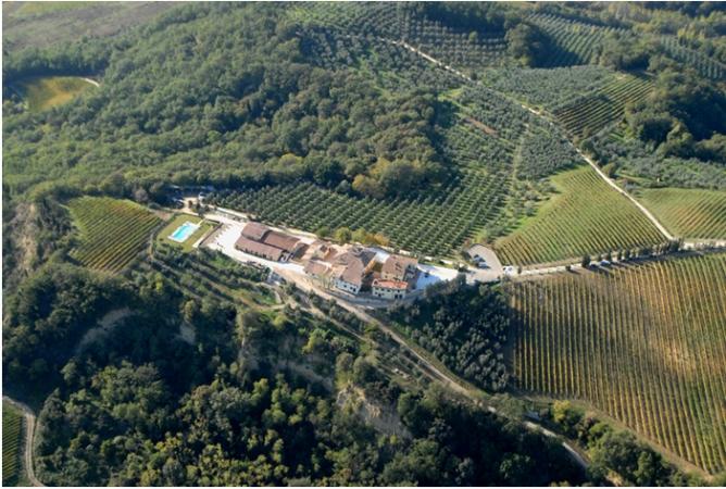 Agriturismo Le Torri Barberino Val D'Elsa COLLINA e CAMPAGNA