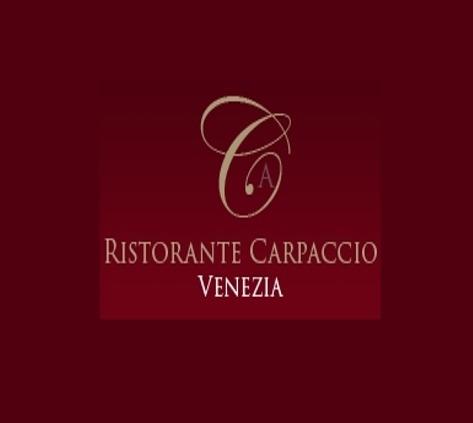 RISTORANTE CARPACCIO- Riva degli Schiavoni