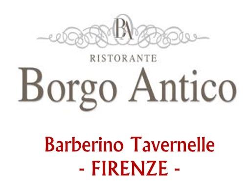 RISTORANTE BORGO ANTICO-Barberino Tavarnelle COLLINA e CAMPAGNA