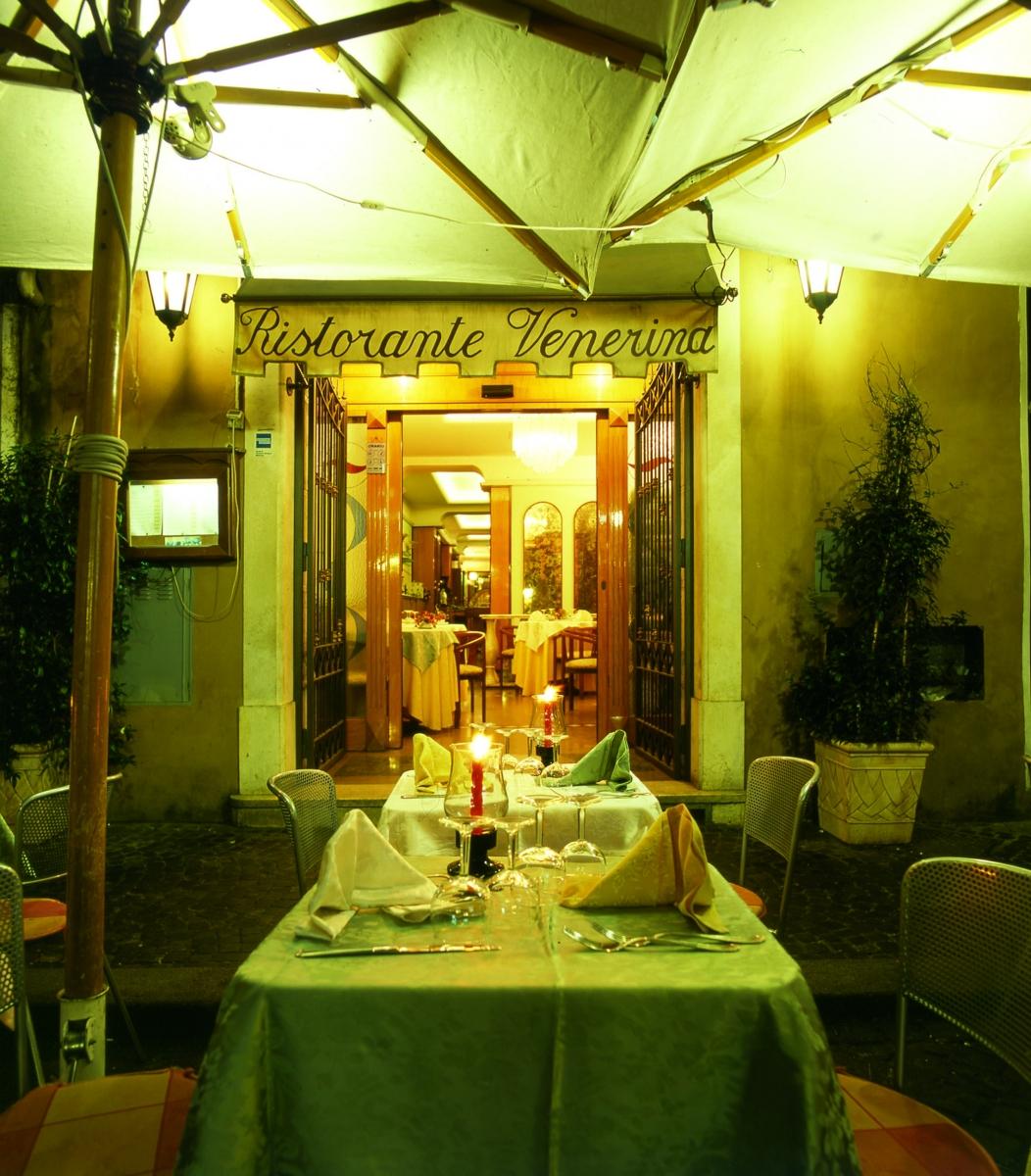 RISTORANTE VENERINA -Roma