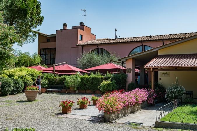 HOTEL MOLINO D'ERA- Volterra COLLINA e CAMPAGNA