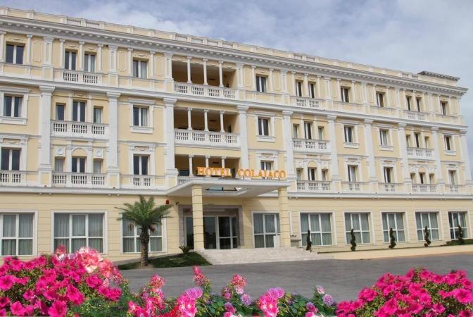 HOTEL COLAIACO-4 Stelle  Anagni COLLINA e CAMPAGNA