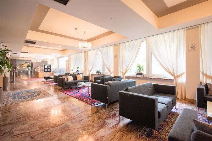 HOTEL SAN MARTINO-Darfo Boario Terme TERME