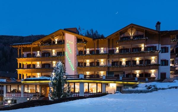 HOTEL BELLAVISTA- Pinzolo Giustino