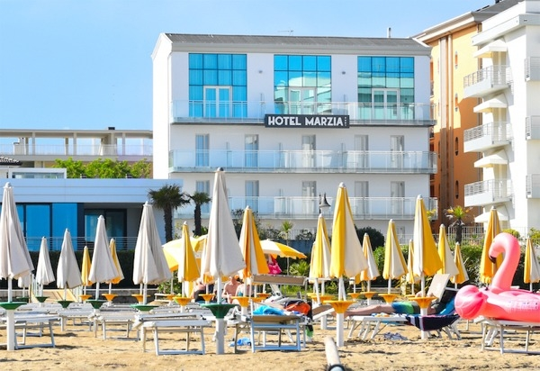 HOTEL MARZIA HOLIDAY QUEEN - Caorle MARE