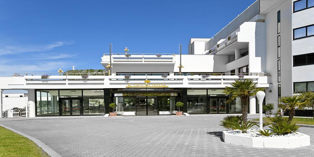 GRAND HOTEL PIANETA MARATEA -Maratea
