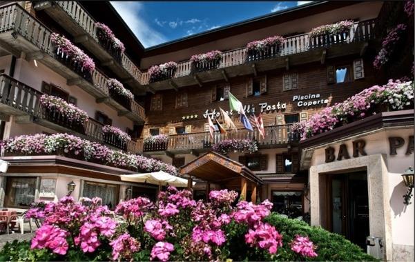 HOTEL ALLA POSTA- Caprile MONTI